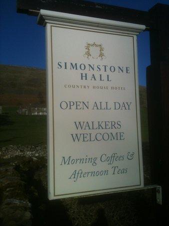 Simonstone Hall Country House Hotel: Simonstone Hall