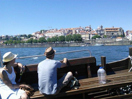 Rio Douro: Sur le bateau