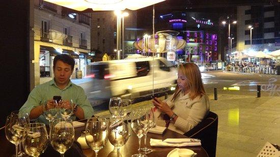 Room Mate Mario : Cerca de Buenos restaurantes