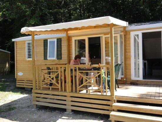 Odesia Vacances Village Club le Domaine de Seillac: Un cottage