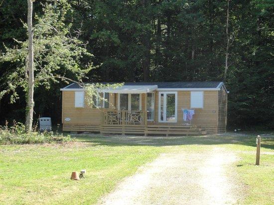 """Odesia Vacances Village Club le Domaine de Seillac: Un cottage """"Val de Loire"""""""