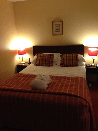 The Falcondale Hotel: Bedroom