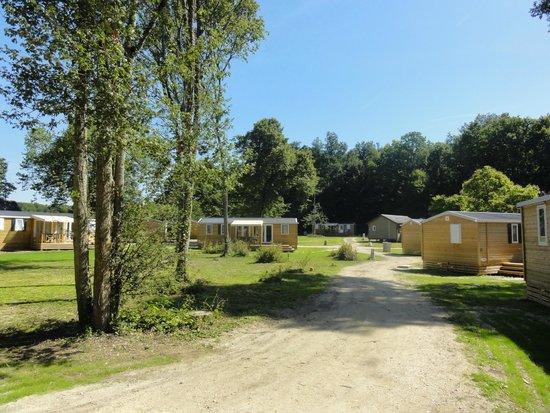 Odesia Vacances Village Club le Domaine de Seillac: Les cottages
