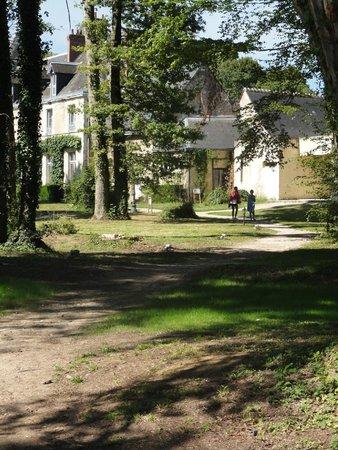 Odesia Vacances Village Club le Domaine de Seillac: Le parc
