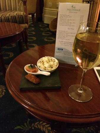 The Falcondale Hotel: Appetisers