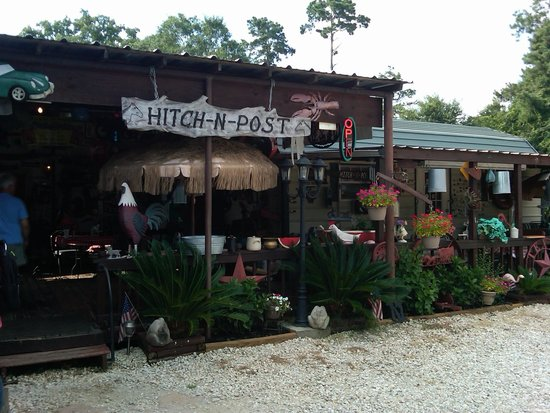 Hitch N Post Bbq And More Livingston Restaurant Reviews