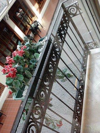 Hotel Evsen: Balconcino
