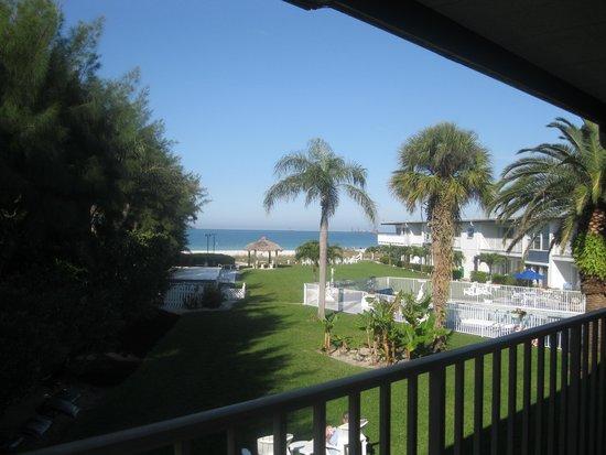 Blue Water Beach Club: view