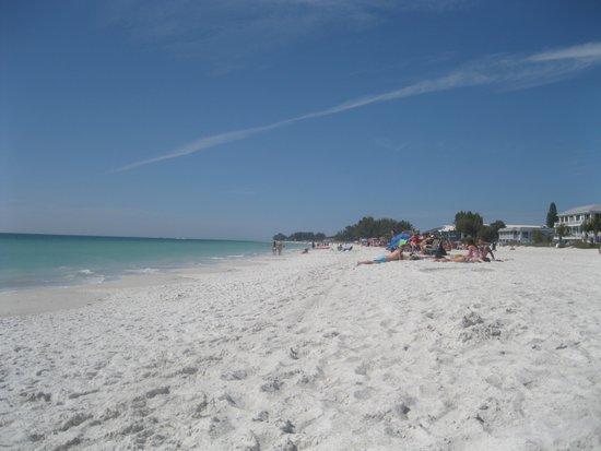 Blue Water Beach Club: beach