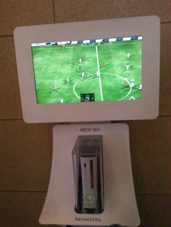 Novotel Madrid Sanchinarro: Zona de juegos