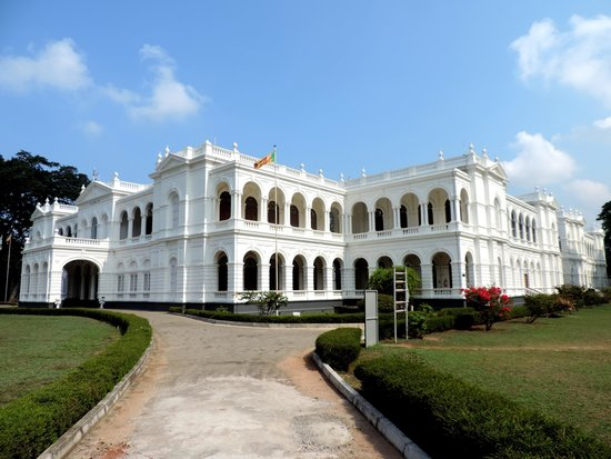 Colombo National Museum : National museum