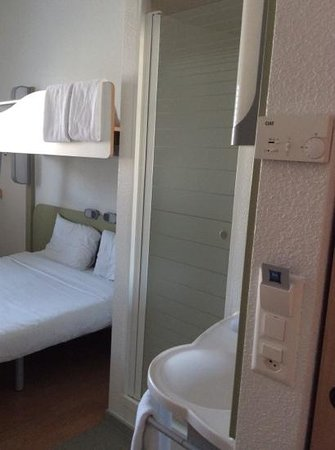 ibis budget Luzern City: Room
