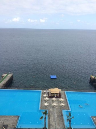 VidaMar Resort Hotel Madeira : The Ocean :)