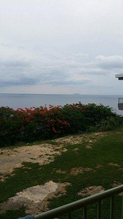 Hotel Cielo Mar: Vista al mar