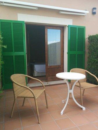 Son Corb Boutique Hotel : Room patio/terrace