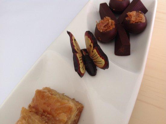 SENTIDO Perissia: lezzetli süprizler