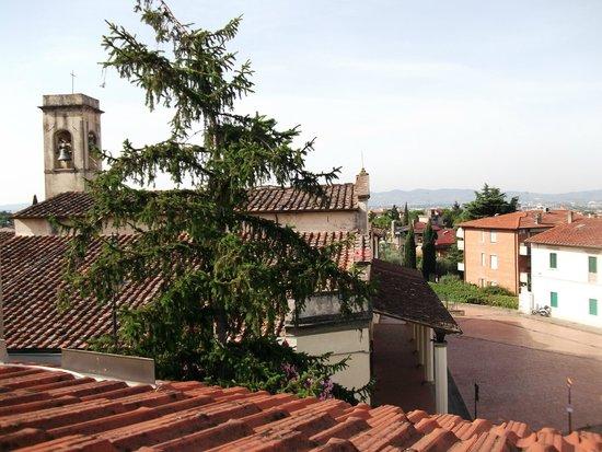 Terrazza Ginori: Il panorama dalla Camera Nuvola