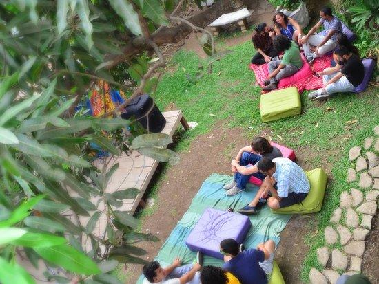 Hostel Mangifera: Vida