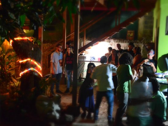 Hostel Mangifera: Fiesta