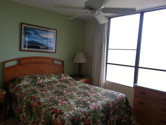 Kihei Akahi: Master bedroom