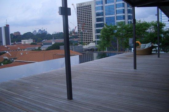 Naumi Hotel: pool