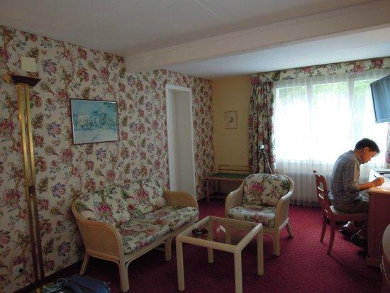 Hotel Wengener Hof: Room 209
