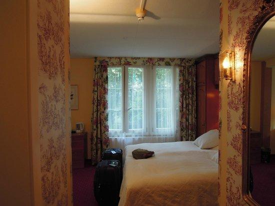 Hotel Wengener Hof : Room 209