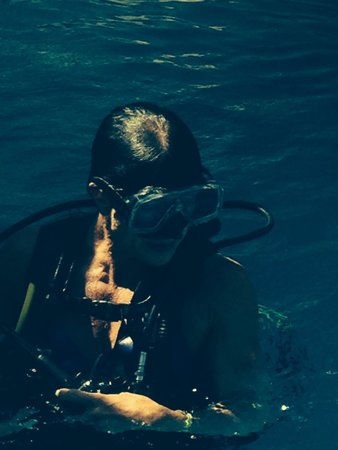 Diversity Diving: Geared up and ready!!!