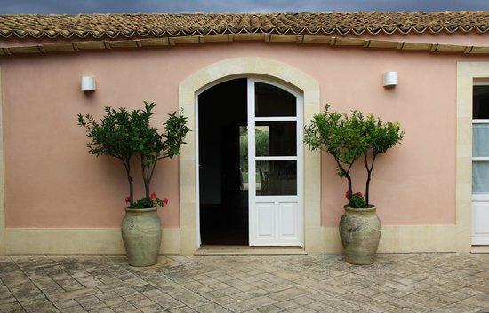 Masseria degli Ulivi: Restaurant entrance