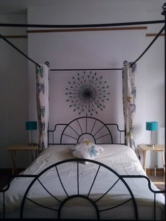 Globe Backpackers: Four Poster Private Room