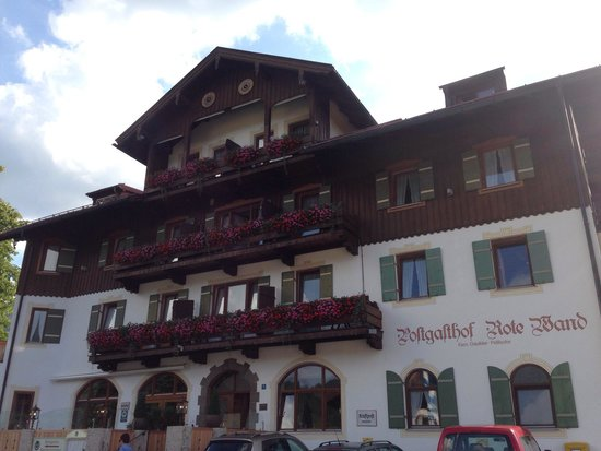gasthaus rote wand bayrischzell restaurant bewertungen telefonnummer fotos tripadvisor. Black Bedroom Furniture Sets. Home Design Ideas