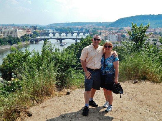 Prague On Segway : The Scenic Tour
