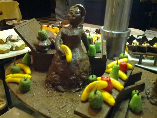 Stella Di Mare Beach Hotel & Spa : Restaurant
