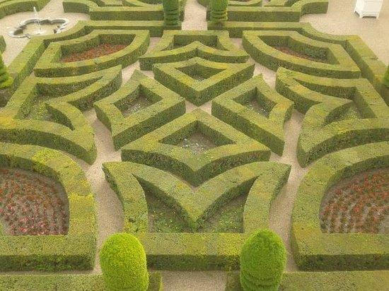 Château de Villandry : Giardino