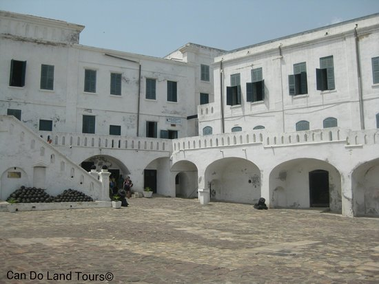 Forts and Castles, Volta, Greater Accra, Central and Western Regions: Cape Coast Castle