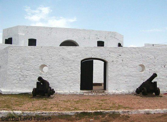 Forts and Castles, Volta, Greater Accra, Central and Western Regions: Fort Sebastian