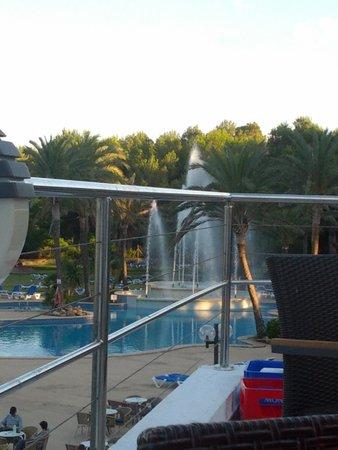 Exagon Park: piscina