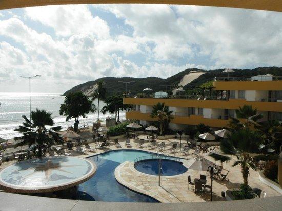 Aquaria Natal Hotel : Vista do 3o. andar
