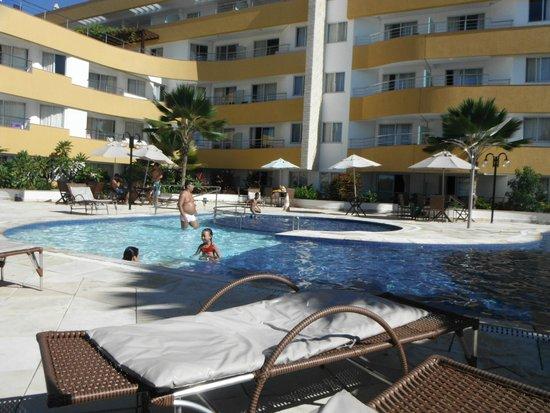 Aquaria Natal Hotel : Piscina