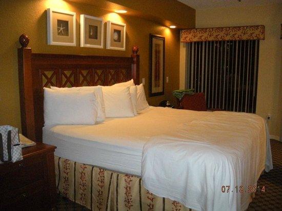 Westgate Lakes Resort & Spa: Master bedroom