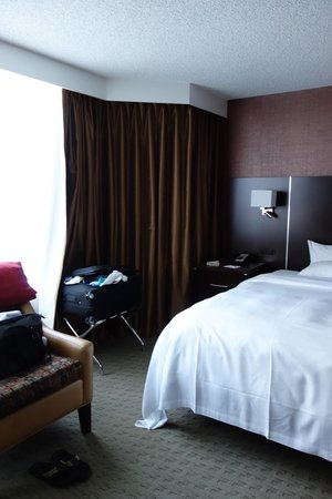 Residence Inn Vancouver Downtown: Our room