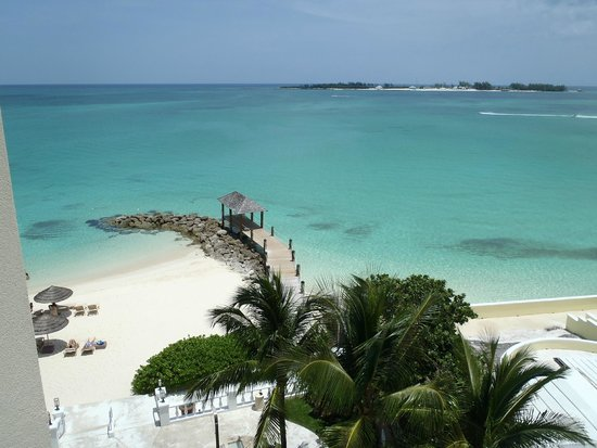 Sandals Royal Bahamian Spa Resort & Offshore Island : View from room