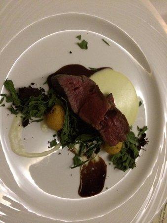 Kazuya : Great beef