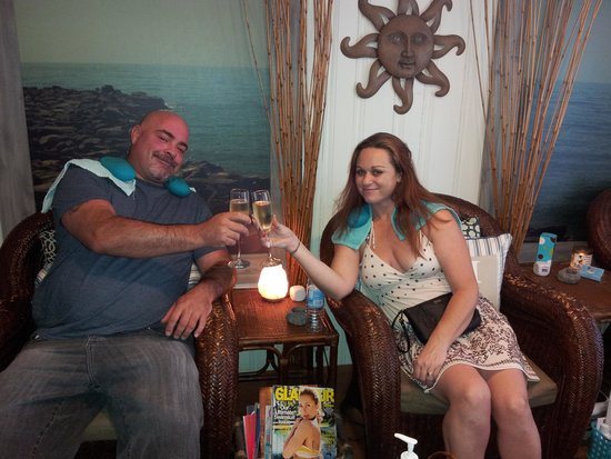 Cocoa Beach Spa Relaxed Refreshed Getaway