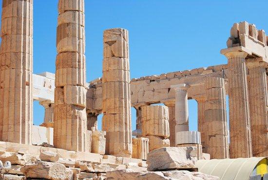 Spiros Taxi & Tours: Athens: Parthenon