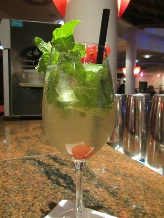 Lotus Therme Hotel & Spa: an der Bar