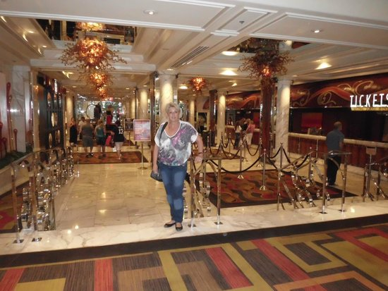Golden Nugget Hotel : Apreciando o hotel
