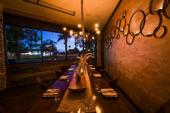 Leroy's Kitchen + Lounge: Private Dining Room