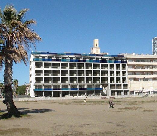 Brisamar Hotel : Vista Hotel Playa