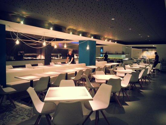 Brisamar Hotel : Comedor